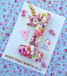 کیک عدد یونیکرن