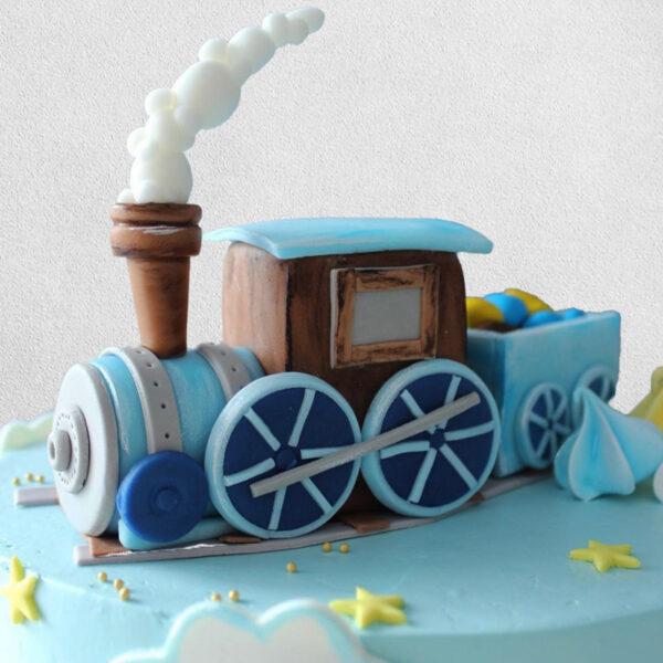 کیک قطار