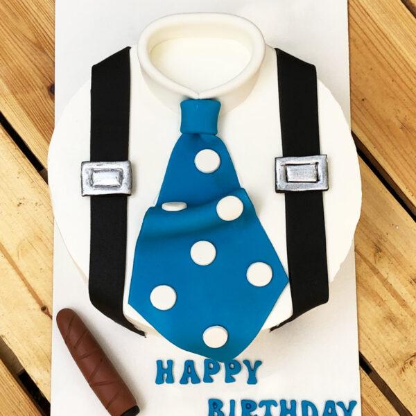 کیک پیراهن مردانه