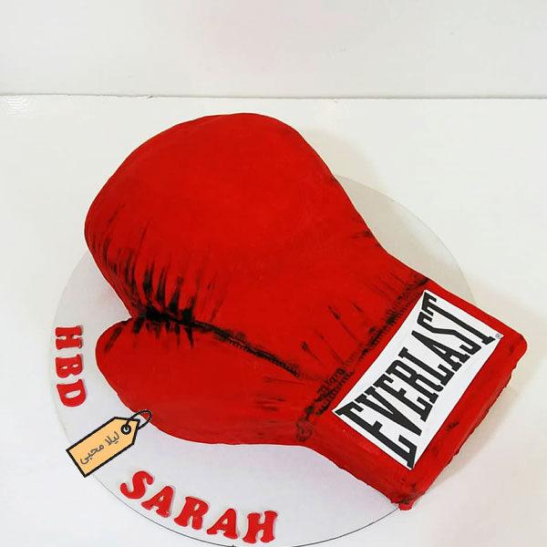 کیک فوندانت بوکس