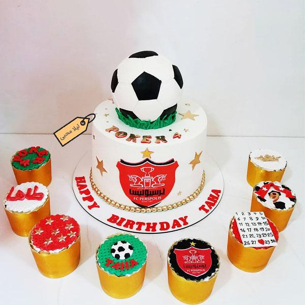 کیک پرسپولیس
