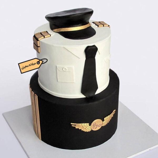 کیک خلبانی