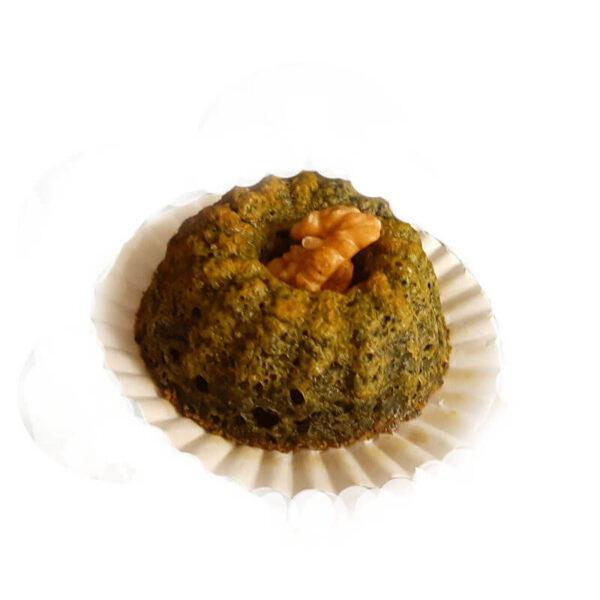 کوکو سبزی قالبی خانم متین قلمبر