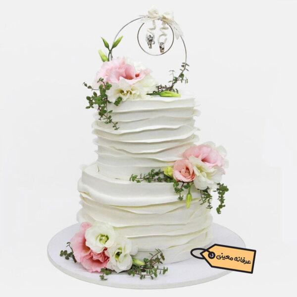 کیک نامزدی خانم معینی
