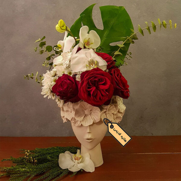 گل رز خیال